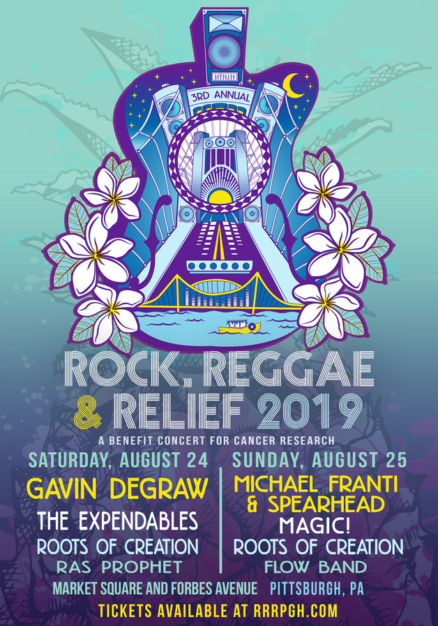 ROCK REGGAE RELIEF MUSIC FESTIVAL