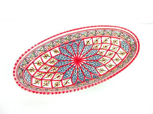 Plato Oval - Plate Oval - Platte Oval