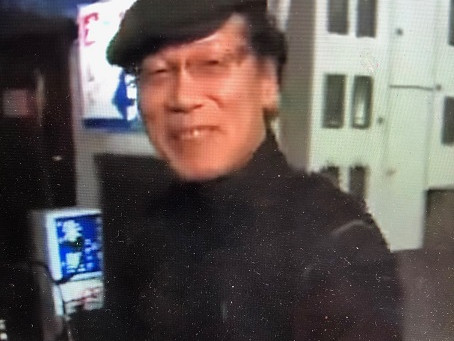 吉田類さん、ご訪問予定!
