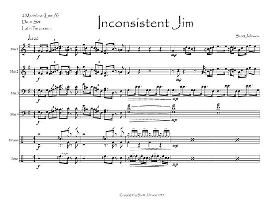 Inconsistent Jim