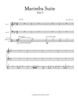 Marimba Suite - Part III