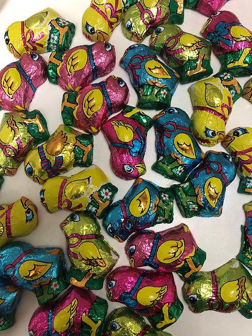 Mini Foil-wrapped Chicks (5)