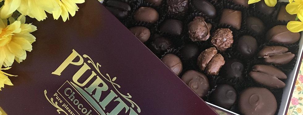 8oz. Chocolate Assortment - custom