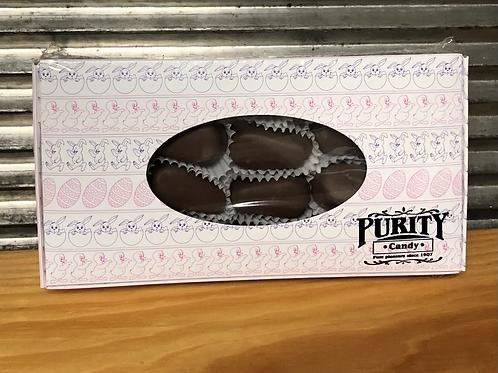 Bite Size Peanut Butter Eggs