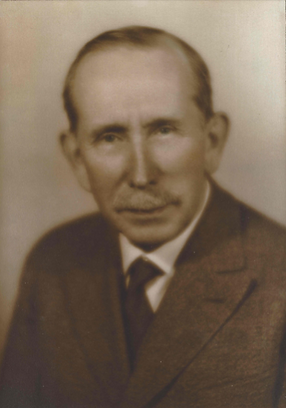 "Founder Ford ""Pap"" Birchard"