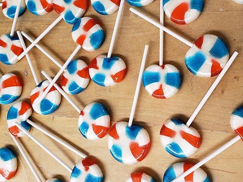 Purity's Own Sassafras Lollipops