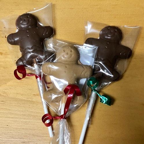 Little Gingerbread Pops