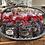 Thumbnail: Decorated 3-ring pretzels