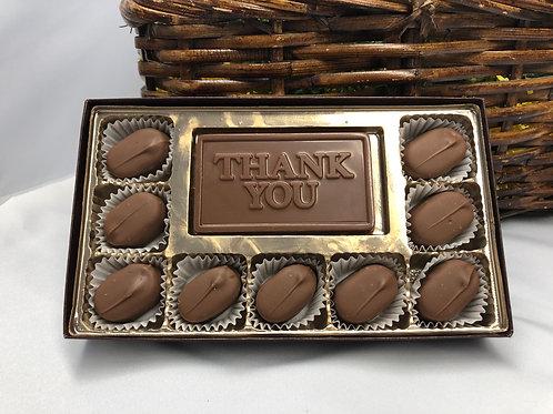 """Thank You"" PB Smoothie Gift Box"
