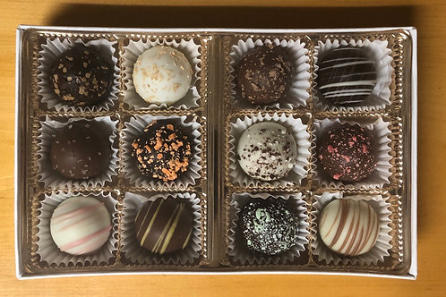 Truffles - 1/2 pound choose your own assortment