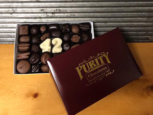 Birthday Chocolate Assortment - Purity Favorites