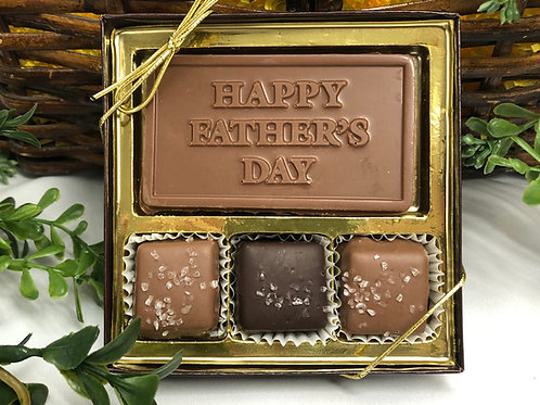 Mother's/Father's Day Caramel Sampler