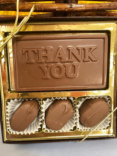 """Thank You"" PB Smoothie Sampler"