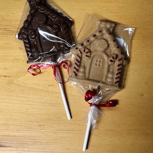 Gingerbread House Pop