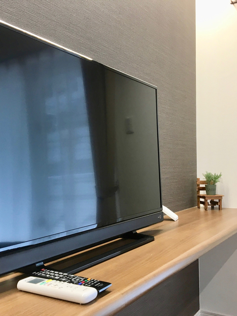 A-style Futenma エースタイル普天間 内装 設備写真 テレビ