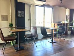 株式会社DELL オフィス 内装 カフェスペース
