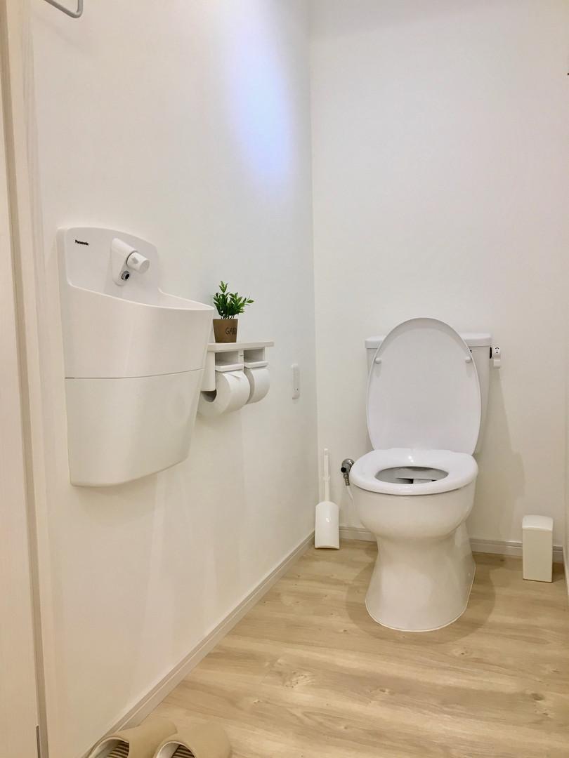 A-style Futenma エースタイル普天間 内装 設備写真 トイレ