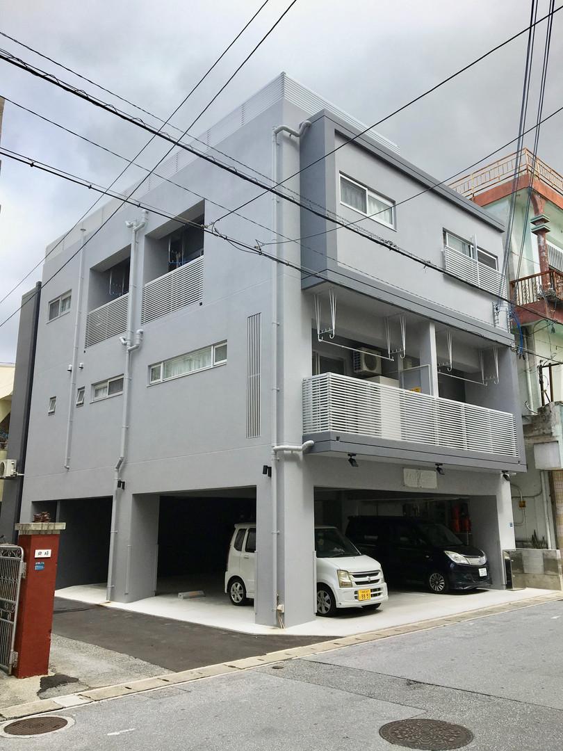 A-style Futenma 外観写真