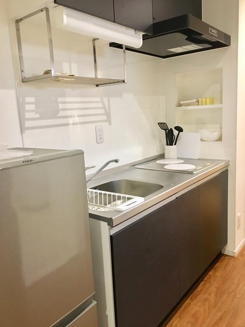 A-style Futenma 普天間 2-B号室 内装 キッチン
