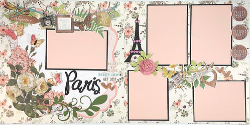 Paris Layout Kit