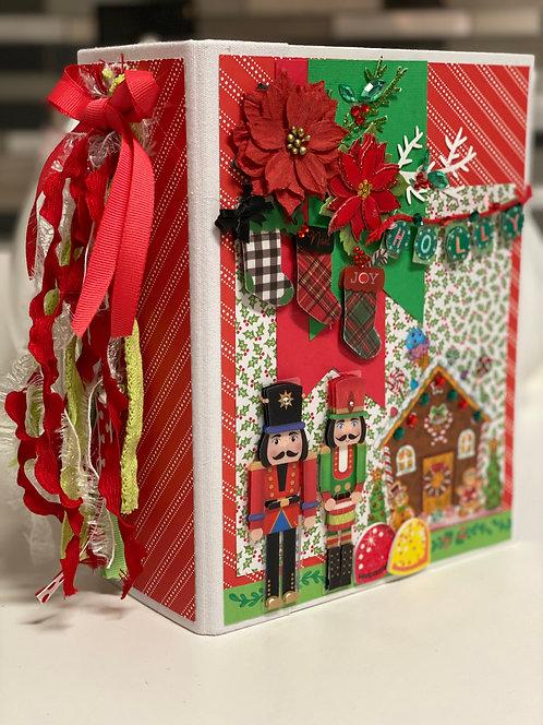 Christmas Mini-Album Kit