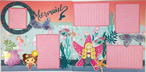 Mermaid Layout Kit