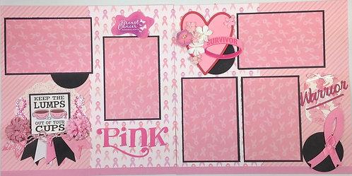 Pink Layout Kit
