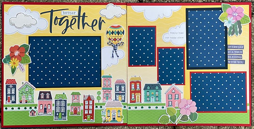 Better Together Pre-Made Layout