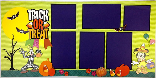 Trick or Treat Layout Kit