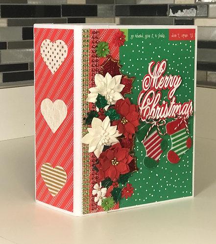 Merry Christmas Mini-Album Kit