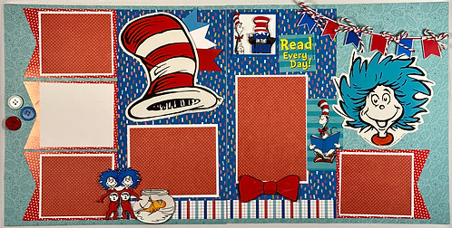 The Cat in the Hat Layout Kit