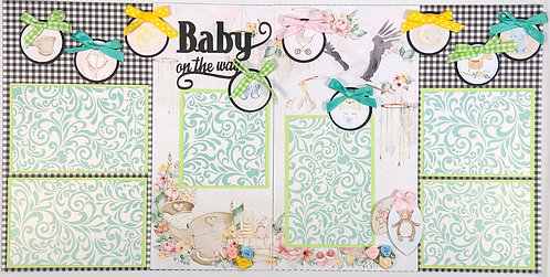 Baby on the Way Layout Kit