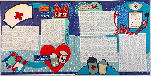 Nursing Pre-Made Layout