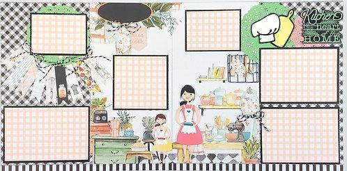 The Kitchen Layout Kit