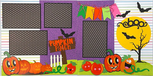 Pumpkin Patch Layout Kit