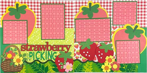 Strawberry Picking Layout Kit