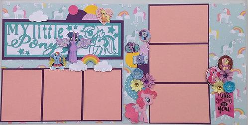 My Little Pony Layout Kit