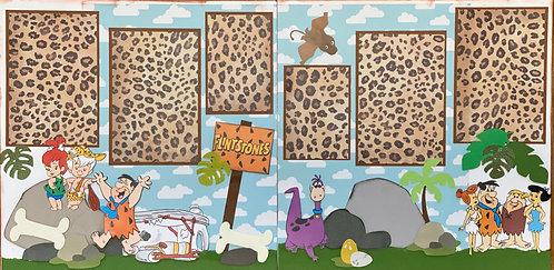 Flintstones Layout Kit