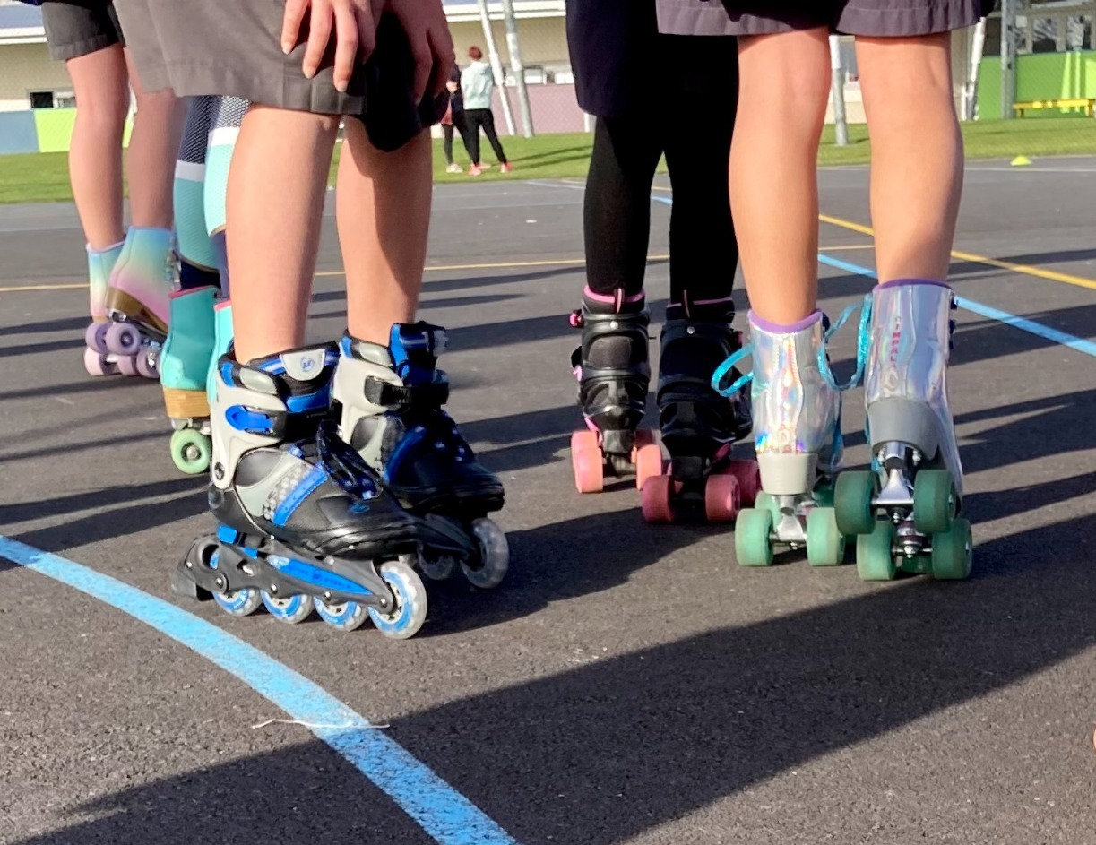 SKATING FOR PRIMARY SCHOOLS