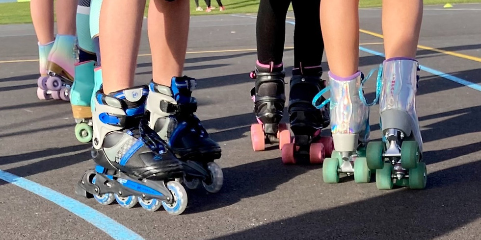 Skating @ Papamoa Primary School  (Term 3) - Tuesday - SPEEDSTERS