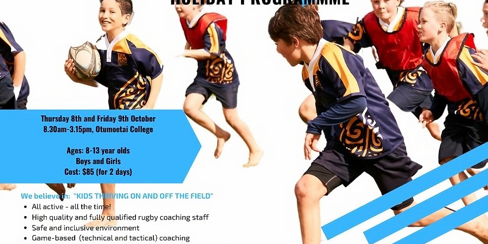 Rugby 7s Holiday Programme