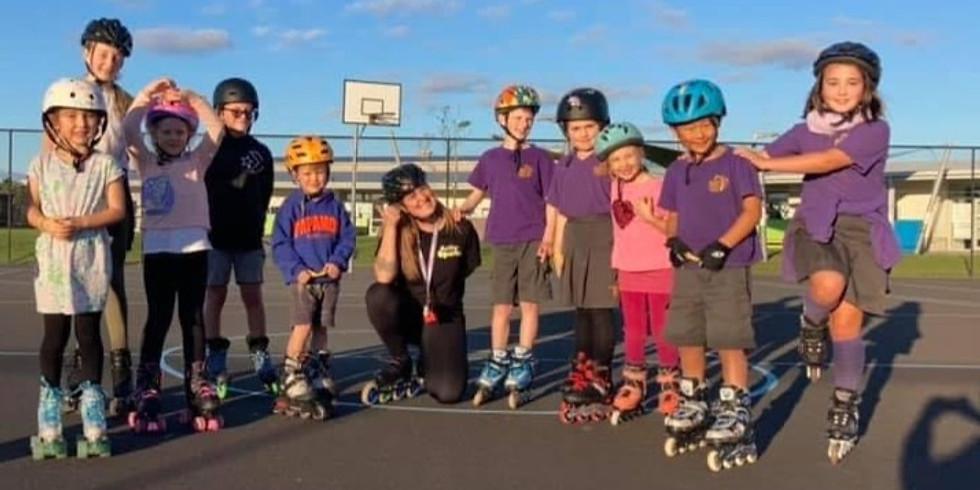 Skating Community Class @ GSS - Term 4  - Sliders (Beginner Plus)  - Thursday