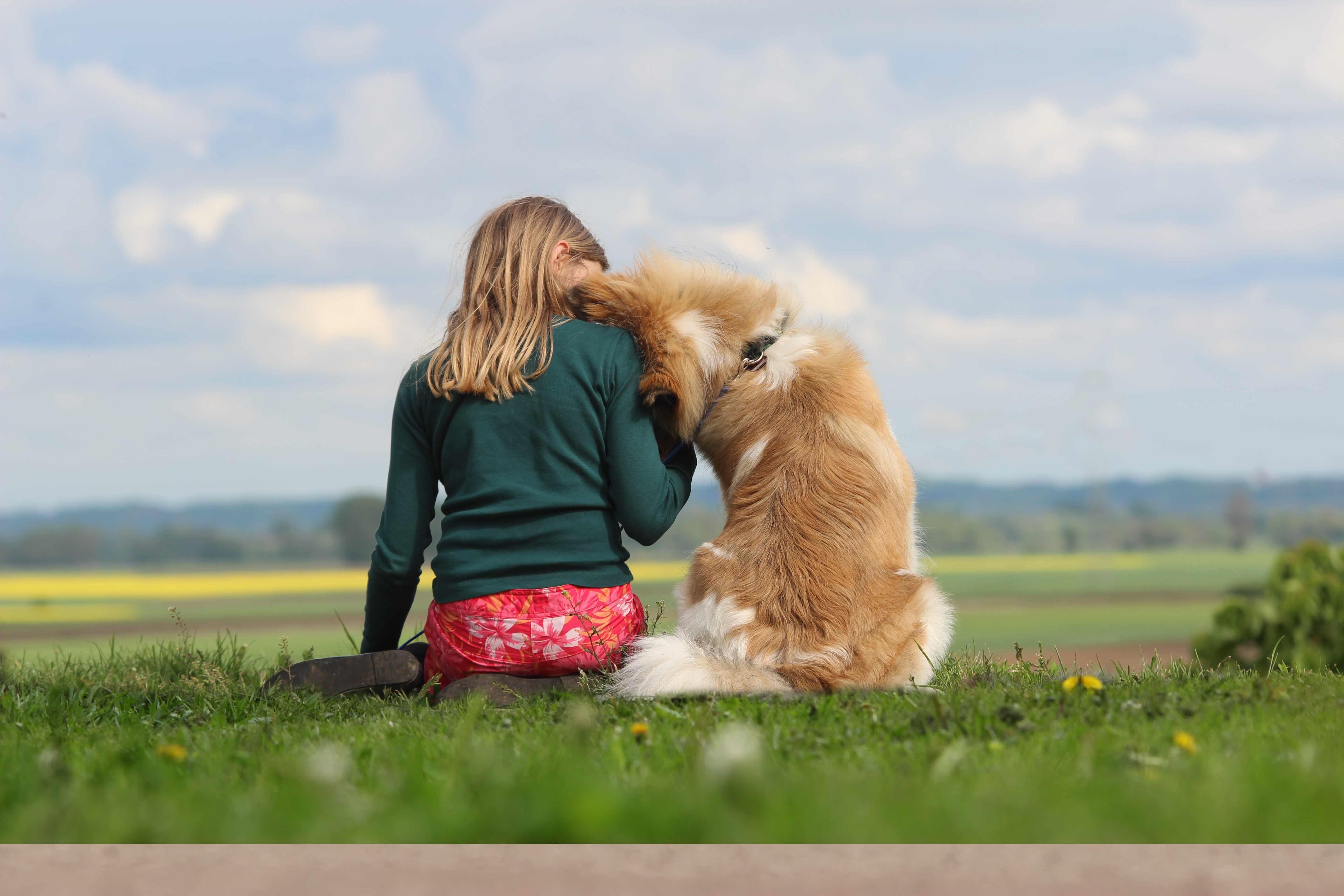 Tiergestützte Leseförderung