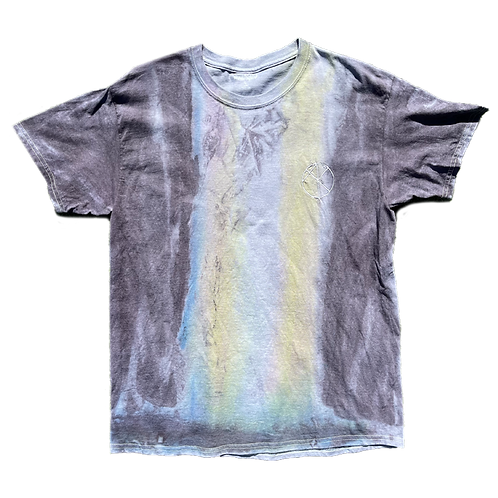 Embroidered Flame Tee - Large