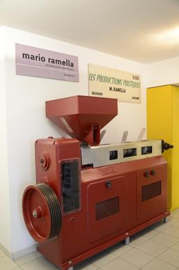 Ancienne machine