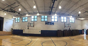 Bogota, NJ_Steen School_LED High Bay Lighting