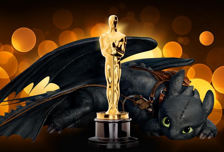 Dragon after the oscar.