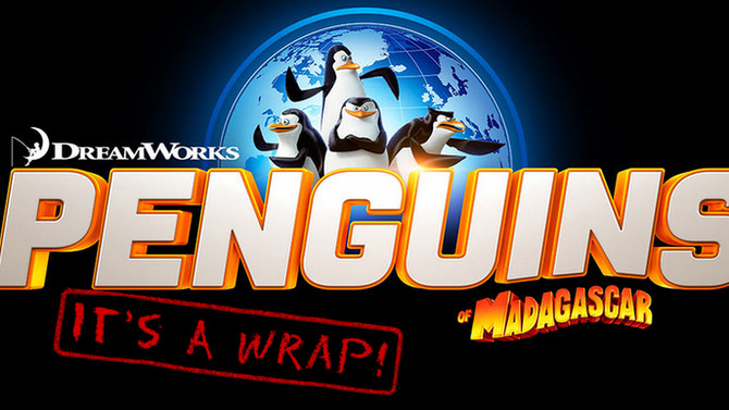 I am done with Penguins movie!