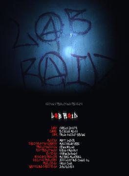 Lab Raid poster