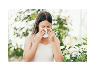 ALLERGY SEASON AND HOW TO MANAGE IT